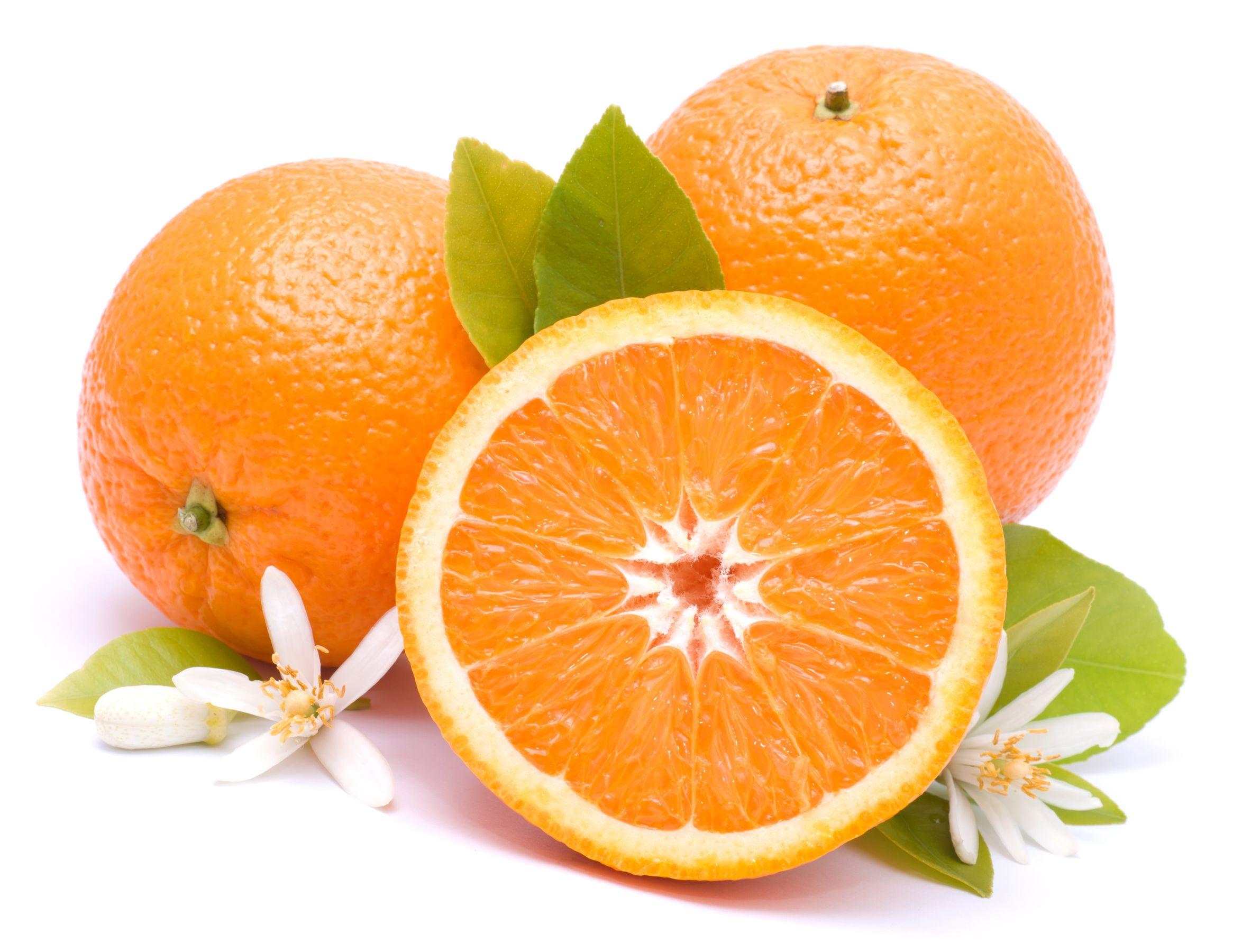 Caja de Naranjas de temporada